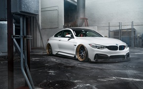 Picture car, BMW, white, vehicle, outdoor, ADV.1
