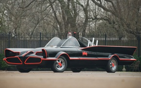 Picture Lincoln, Batmobile, Futura, Lincoln