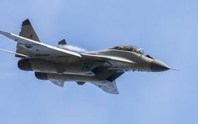 Picture flight, fighter, multipurpose, The MiG-35