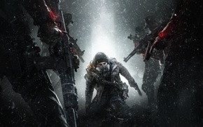 Picture Ubisoft, Game, Tom Clancy's The Division, Survival