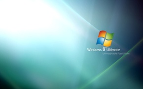 Picture background, Windows, new, innovation