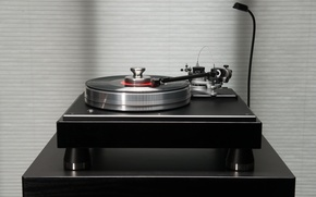 Picture music, player, VPI Classic