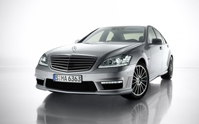 Picture Mercedes-Benz, Mercedes, AMG, AMG, S-Class, W221