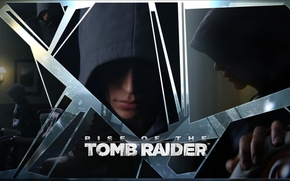 Picture lara croft, mirror, Crystal Dynamics, Rise of the Tomb Raider