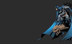 Wallpaper Batman, bats, superhero, comic, gargoyle