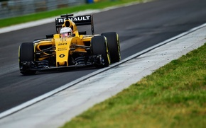 Picture Renault, Reno, The front, Kevin Magnussen