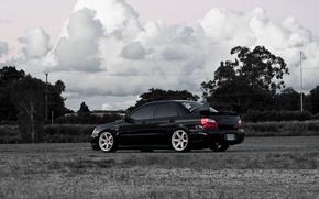 Picture sports car, cars, auto, wrx, sti, Tuning, sportcars, wallpapers auto, Subaru Impreza, Tuning cars