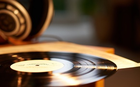 Picture music, record, Vinyl