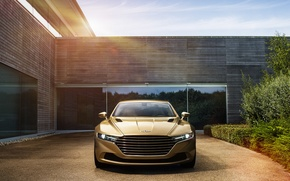 Picture Aston Martin, Prototype, Lagonda, 2014