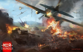 Picture Tiger, War Thunder, Il-2