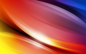 Picture color, line, abstraction, background, pattern