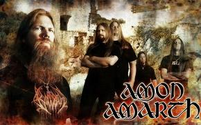 Picture death, viking, Amon amarth