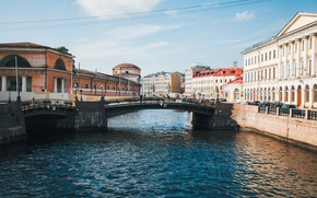 Picture the city, Saint Petersburg, Neva