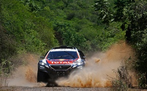Picture Peugeot, Squirt, Dakar, 2016, DKR, FAS, Baggy