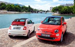 Picture Fiat, 2015, 500C, Fiat