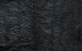 Picture paper, grey, texture, wrinkled, anthracite
