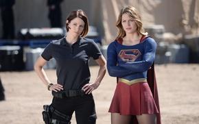 Picture The series, DC Comics, Kara Zor-El, Melissa Benoist, Supergirl, Kara Danvers, Black Kent, CHYLER LEIGH, …