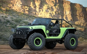 Picture Concept, SUV, Jeep, 2016, Trailcat