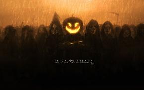 Picture pumpkin, holiday, mivit, art, halloween, mask