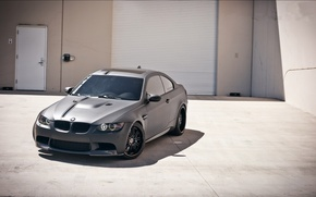 Picture strip, black, tuning, the building, bmw, BMW, shadow, Matt, Boxing, wheels, drives, black, Luke, e92, …