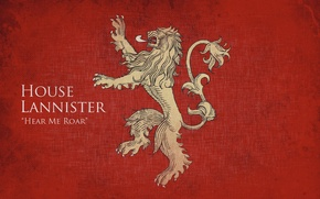 Picture game of thrones, house lannister, game of thrones