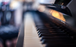 Picture macro, music, piano