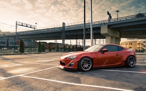 Picture Station, Toyota, Car, Auto, Toyota, GT86