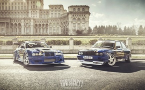 Picture BMW, E30, race car, E36, Bimmers Drift