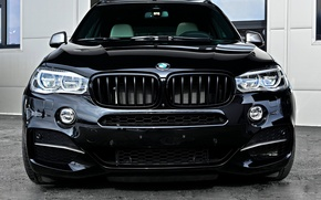 Picture BMW, Tuning, BMW, Hamann, SUV, F15, M50d