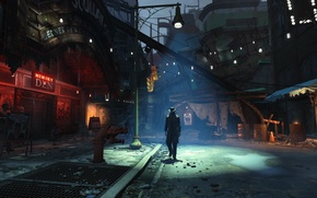 Picture postapokalipsis, rpg, Bethesda Softworks, fallout 4