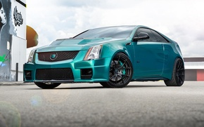 Picture Cadillac, CTS-V, Via, Superior, Autodesign