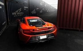 Picture car, Vorsteiner, tuning, rear, MP4-12c, McLaren MP4-VX
