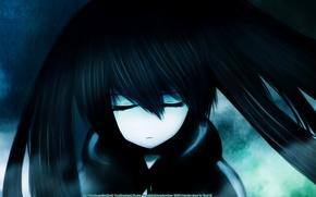 Picture Anime, Black Rock Shooter, Mato KURO, Insane Black rock shooter, Shinobu Yoshioka