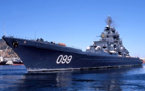 Picture Peter, Russia, cruiser, Great