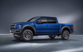 Wallpaper pickup, background, Ford, F-150, Raptor, Raptor, Ford