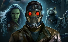 Wallpaper Marvel, Movie, Guardians Of The Galaxy, Guardians Of The Galaxy