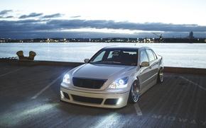 Picture night, lexus, Lexus, is430