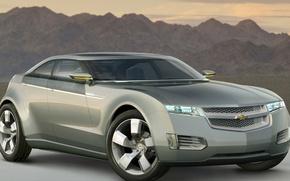 Picture Concept, Chevrolet, Volt