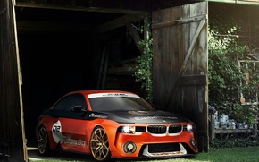 Picture BMW, 2002, Hommage