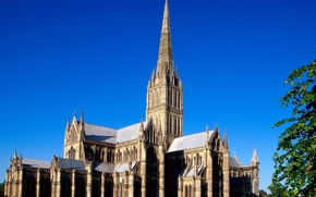 Picture England, Cathedral, Salisbury