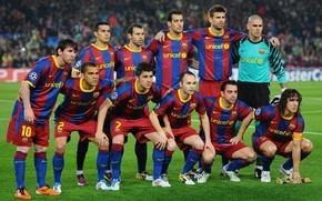 Picture champions league, messi, fc barca