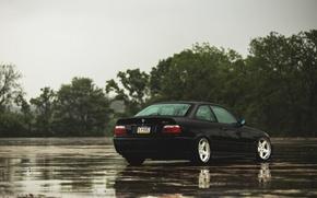 Picture BMW, BMW, black, black, E36