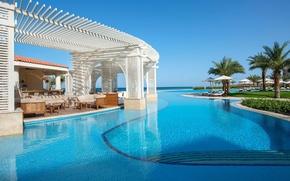 Picture bar, pool, resort, View, Pool, Bar