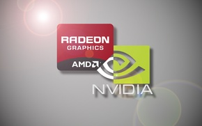 Picture computer, minimalism, minimal, Nvidia, AMD, Radeon