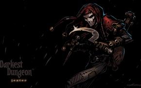 Picture RPG, Jester, Darkest Dungeon, Red Hook Studios