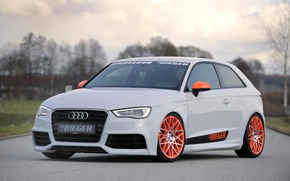 Picture Audi, Tuning, Rieger