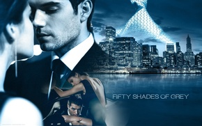 Picture the film, Dakota Johnson, Jamie Dornan, Fifty shades of grey, Fifty Shades of Grey