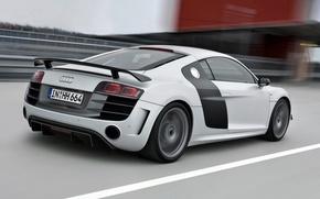 Wallpaper road, auto, Audi