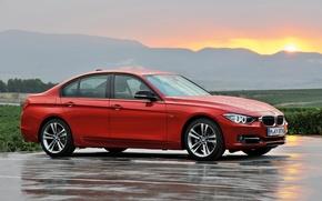Picture rain, BMW, BMW, Boomer, F30, 3-series