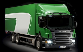 Wallpaper 6x2, p270, ecolution, Scania